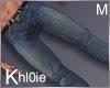 K nik jeans blue