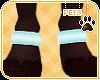 [Pets]Theo  feet bandsv2