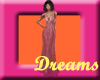 |JD| Diamond Rose Gown