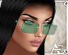 A.E! Green Glassesf