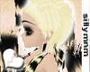 (m)Blonde Scenestripes K