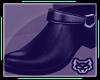 ! Black Cowboy Boots v1