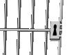 RW# cell door