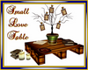 Small Love table