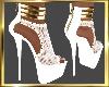 Cocco High Heels White
