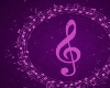 purple music player