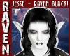 JESSE RAVEN BLACK!