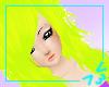 Green Kirsten Hair :D