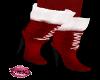 ~sexi~Sexi Santa Boots