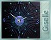 Starry Clock