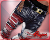 {r} Stem Red Spot Jean