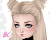  bc  long hair w Buns