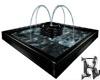 Fountain Black Animated