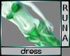 °R° Green Fae Dress