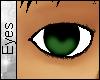 Anime Eyes - Green