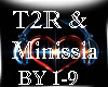 T2R & Minissia BY 1-9