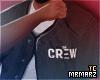 Tc. Crew Jersey Blk/Gry