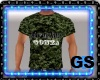 """GS"" CAMO ARMY SHIRT G"