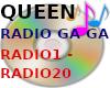 RADIO GA GA TRIGGER SONG