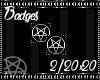 !TX- 2/Silver Pentagrams
