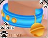 [Pets] Collar v2 | Blue