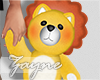 Lion Teddy Bear