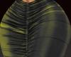 Ruche Green Skirt
