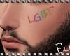 (Eu) LGBT FacePaint l M