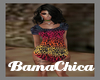 [bp] Cheetah Dress