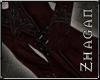 [Z] Robe 'Curse' red