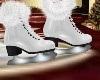 !RRB! White Ice Skates