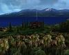lovers cabin island