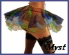 Peacock Layerable Skirt