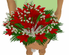 Pointsettia Bouquet