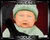 R: Baby boy pale green