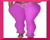 (M) Pink TaraPants RL