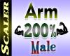 Arm Resizer 200%