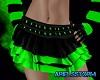 !Ari!Toxic Dub Skirt