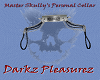 Skully's Collar Custom