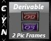 Derivable 2 Pic Frames