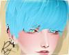 Lagoon Blue Cas Hair
