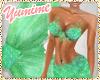 [Y] Mermaids! Turquoise