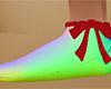 Red Bow Socks DRV (F)