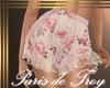 PdT Roses Ruffle Shorts