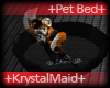 +KM+ Pet Bed black V2