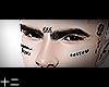 ʙs. My face tattoos