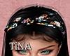 @dri@nn@ Flowers Bandana