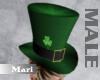 !M! St Patrick Hat Male