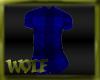 {LW}Blue Tartan Shirt