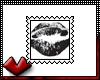 (V) Goth Kiss Stamp